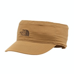 Casquette North Face Logo Military - Cedar Brown