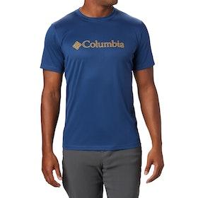 T-Shirt à Manche Courte Columbia Zero Rules Graphic - Carbon Csc Topo