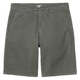 Carhartt Johnson Shorts - Moor