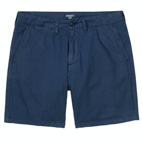 Carhartt John Shorts - Blue
