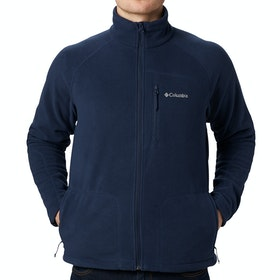 Columbia Fast Trek II Full Zip Fleece - Collegiate Navy