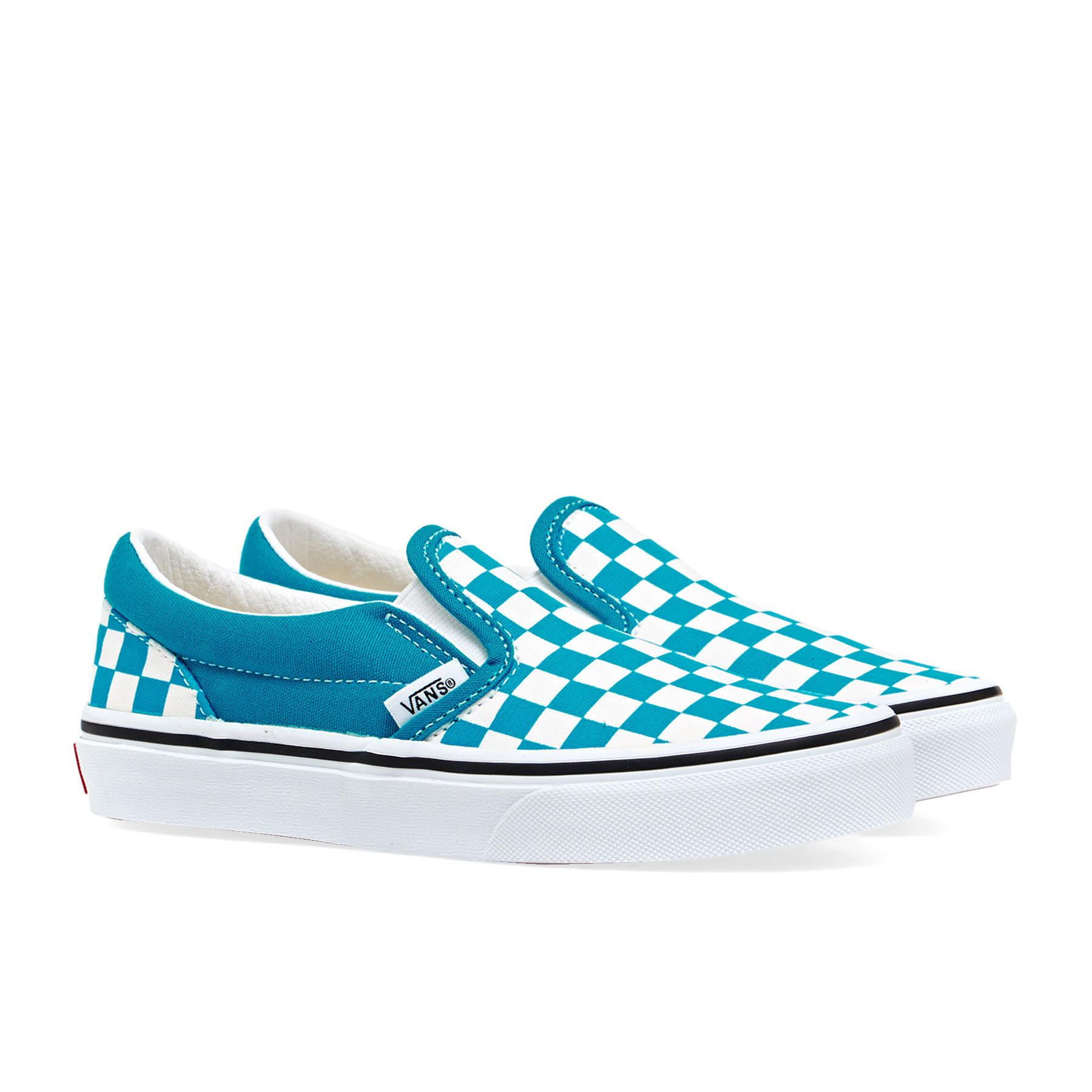 Chaussures Enfant Vans Classic Slip On Youth   Livraison gratuite ...