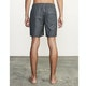 Shorts de Bain RVCA Opposites Elastic 17 inch