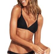 Seafolly Fixed Tri Bra Womens Bikini Top
