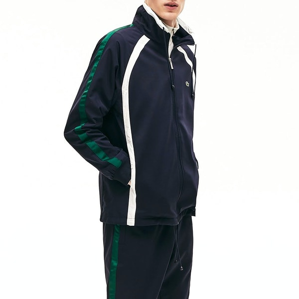 Veste Lacoste Zippered Heritage