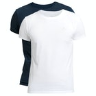 Gant Basic 2 Pack Crew Neck Short Sleeve T-Shirt