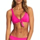 Seafolly Ring Front Crop Bikini Top