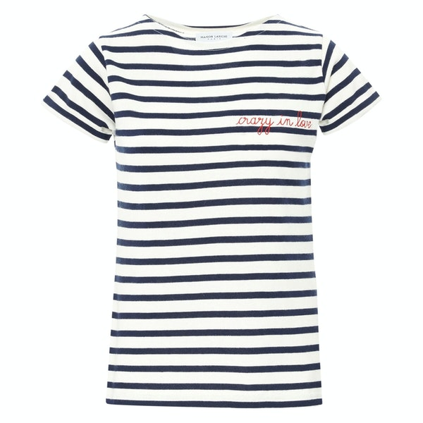 Maison Labiche Sailor Amour Short Sleeve T-Shirt