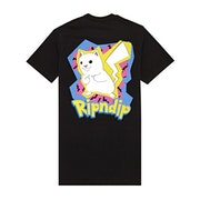 T-Shirt de Manga Curta Rip N Dip Catch Em All