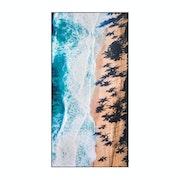 Slowtide Cast Travel Beach Towel