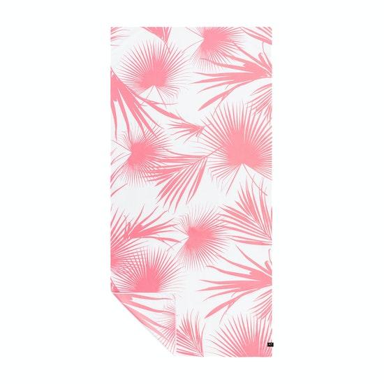 Slowtide Day Palms Travel Beach Towel