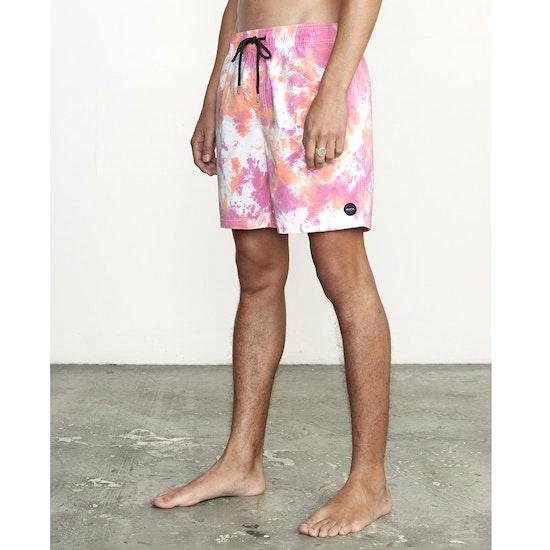 RVCA Manic Elastic Swim Shorts