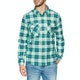 Camisa Brixton Bowery Lightweight Flannel