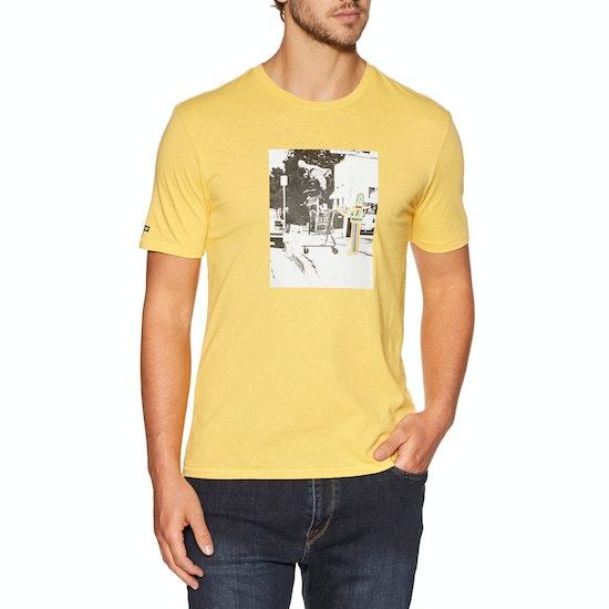 T-Shirt à Manche Courte Brixton Cart