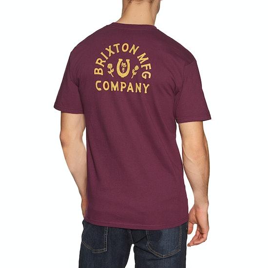 Brixton Luck Standard Kurzarm-T-Shirt