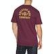 Brixton Luck Standard Short Sleeve T-Shirt