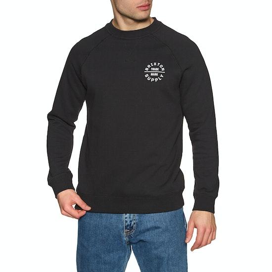 Brixton Oath V Crew Sweater
