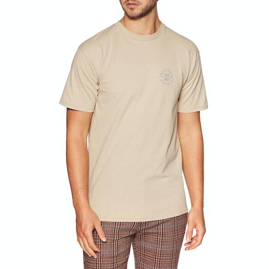 Brixton Oath V Standard Short Sleeve T-Shirt