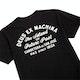 T-Shirt de Manga Curta Deus Ex Machina Ibiza Address