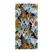 Slowtide Rainbow Reef Beach Towel