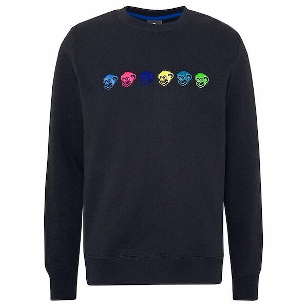 Paul Smith Regular Fit Monkies Sweater
