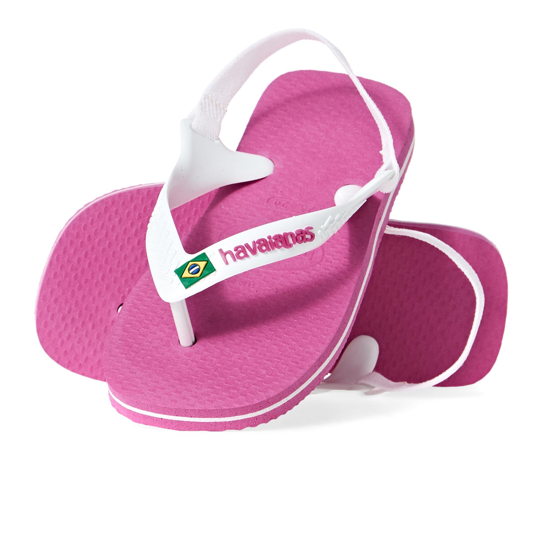 Havaianas Baby Brasil Logo Ii Kids