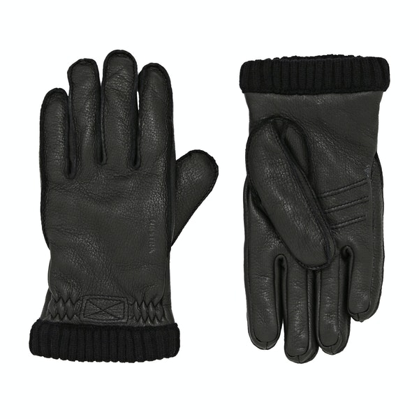 Hestra Deerskin Primaloft Rib Herre Outdoor handsker