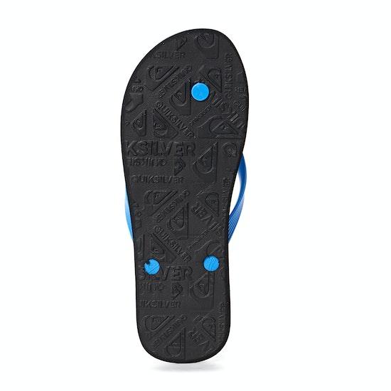 Quiksilver Molokai Word Block Sandals