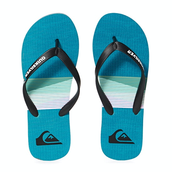 Quiksilver Molokai Seasons Flip Flops