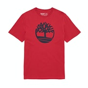 T-Shirt à Manche Courte Timberland Kennebec River Brand Tree