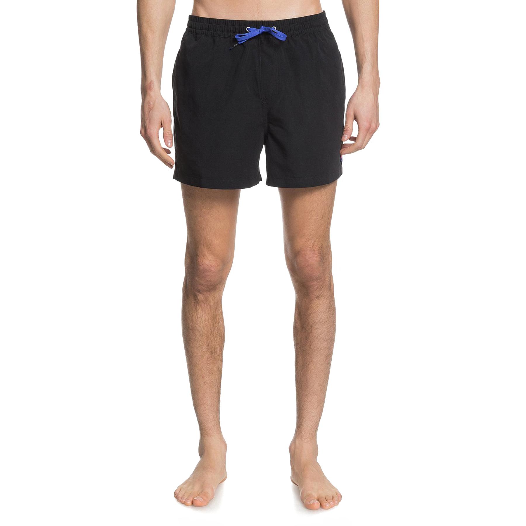 Mens Shorts Swim Trunks St.Dona Solid Quick Dry Beach Surfing Running Swimming Swimwear Drawstring Watershort Swimsuit