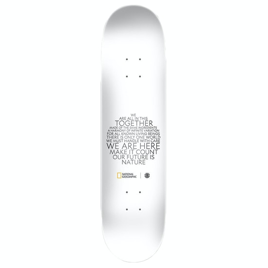 Element Nat Geo Dragon Skateboard Deck