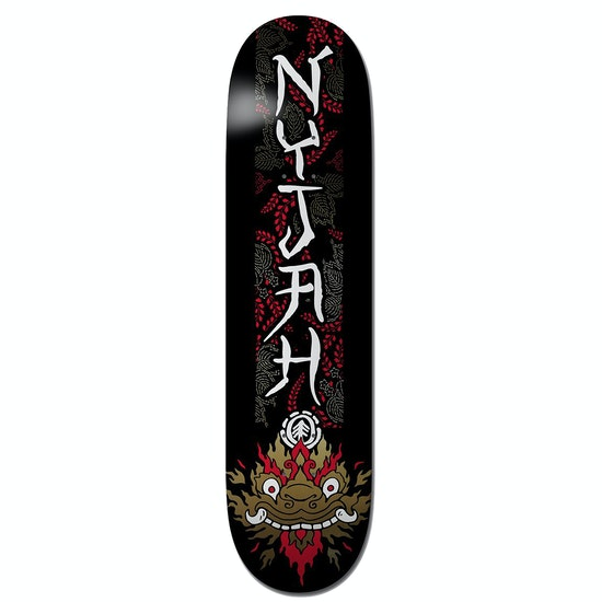 Element Nyjah Kemono Gold Skateboard Deck