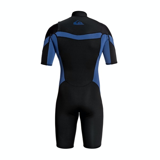 Quiksilver 2/2mm Syncro Chest Zip FLT Wetsuit
