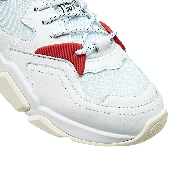 Tommy Hilfiger Chunky Mixed Textile Women's Shoes