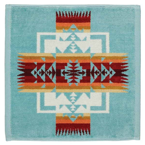 Pendleton Jacquard Wash Face Cloth