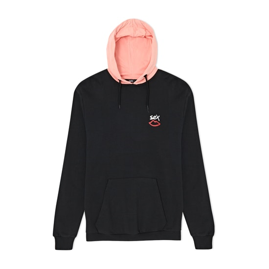 Sex Two Tone Pullover Hoody