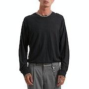 Afends Living Hemp Retro Fit Long Sleeve T-Shirt