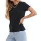 Afends Hemp Basics Womens Short Sleeve T-Shirt
