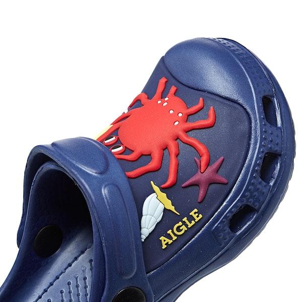 Aigle Taden Kid's Slip On Trainers