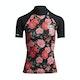 Billabong Flower Ss Womens Rash Vest