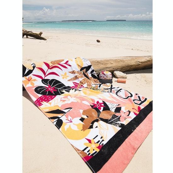 Roxy Perfection Inspiration Pop Surf Womens Beach Towel