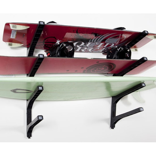 Rack pour planches de surf Northcore Nice Rack Quad Wall Mounted