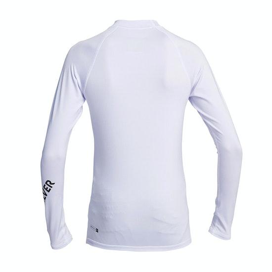 Quiksilver All Time Long Sleeve Boys Rash Vest