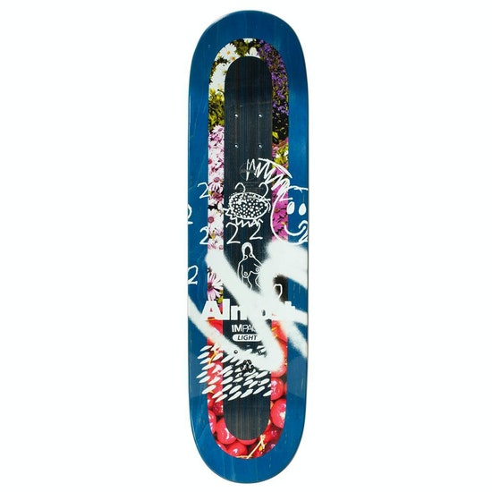 Almost In Bloom Impact Light 8.25 Skateboard Deck