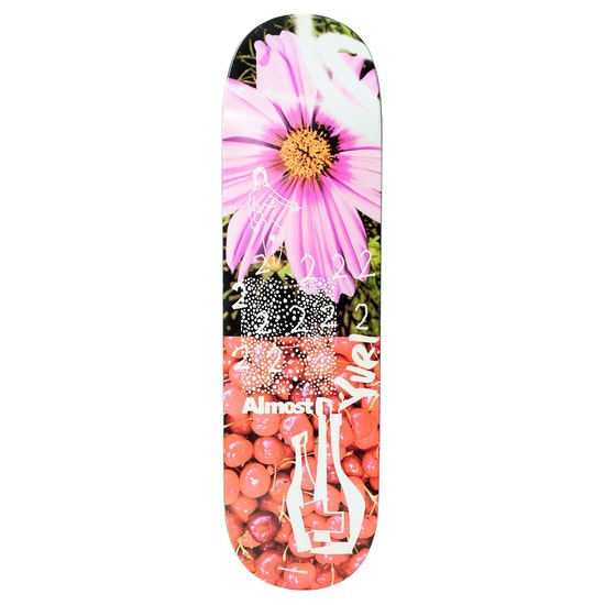 Almost In Bloom Impact Light 8.5 Skateboard Deck