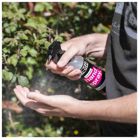 Hand Sanitiser Muc Off Antibacterial Spray 250ml