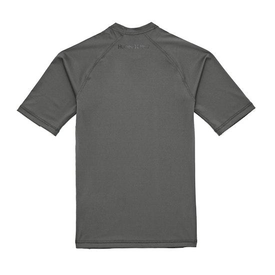 Hurley Pro Light Top Short Sleeve Rash Vest