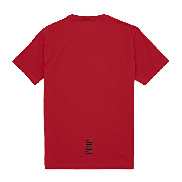 T-Shirt a Manica Corta EA7 Cotton