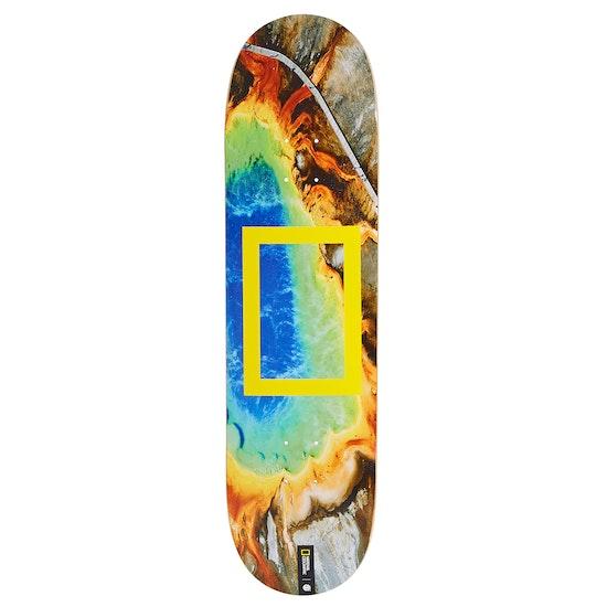 Element Nat Geo Prismatic Skateboard Deck